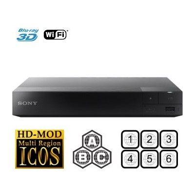 Multiregion Sony BDP-S6500