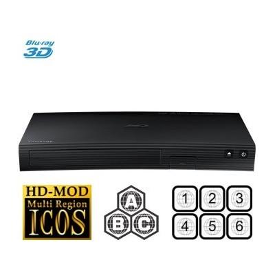 Multiregion Samsung BD-J5500