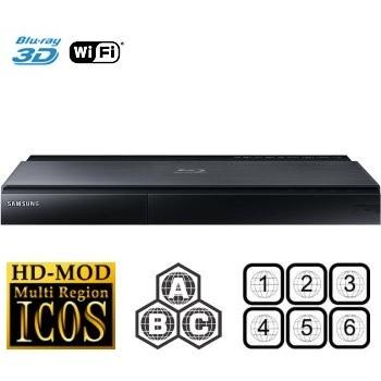 Multiregion Samsung BD-J7500