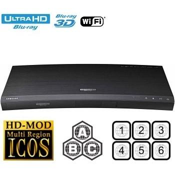 Multiregion Samsung UBD-K8500