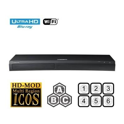 Multiregion Samsung UBD-M9500