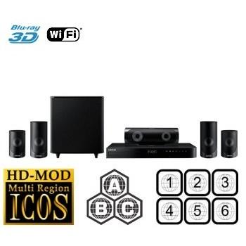 Multiregio Samsung HT-J5500