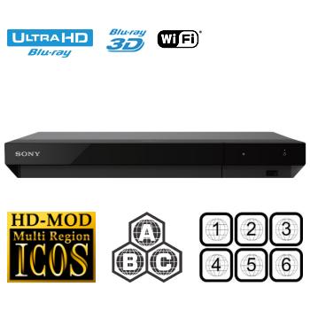 Multiregio Sony UBP-X700
