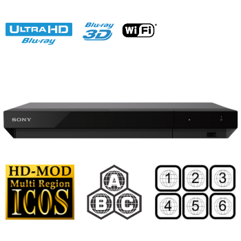 Multiregion Sony UBP-X700