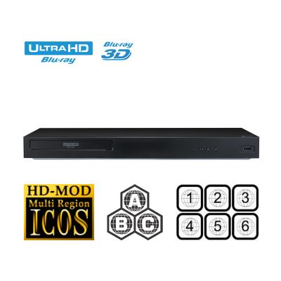 Multiregion LG UBK80