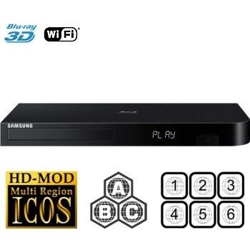Multiregion Samsung BD-J6300