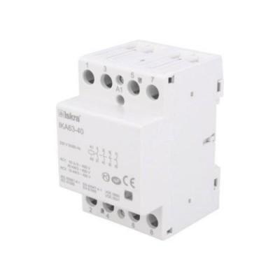 Iskra Contactor 63A 4polen 230V