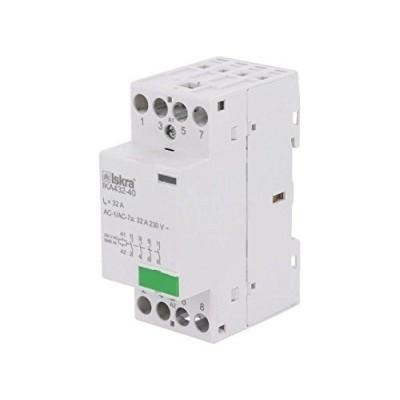 Iskra Contactor 32A 4pole 230V