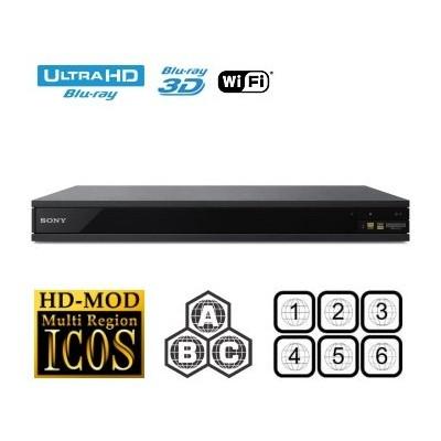 Multiregion Sony UBP-X800M2