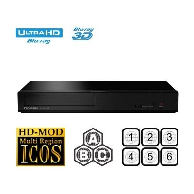 Multiregion Panasonic DP-UB154