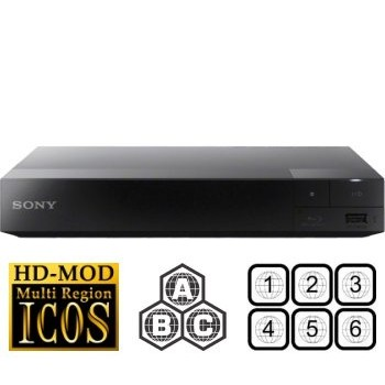 Multiregio Sony BDP-S1700