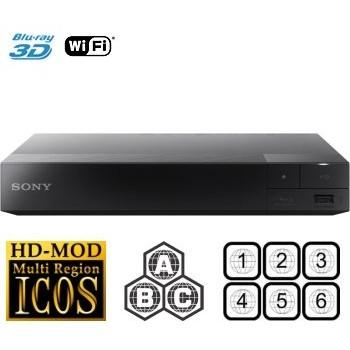 Multiregio Sony BDP-S6700