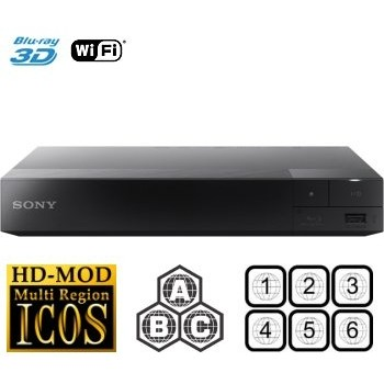 Multiregion Sony BDP-S6700