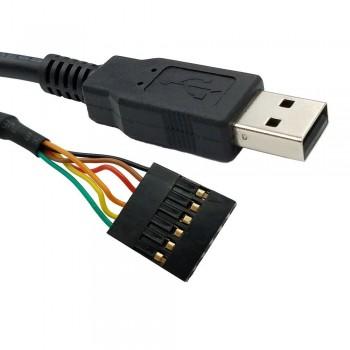 FTDI USB to serial TTL...